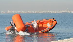 barca professionale barca da lavoro / barca di salvataggio / fuoribordo / autoraddrizzante