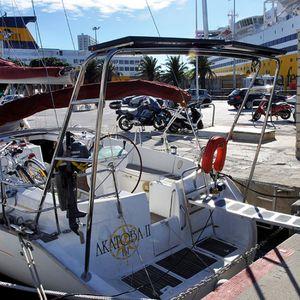 arco per barca a vela