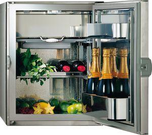 frigorifero con congelatore per barca
