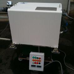 sistema di trattamento delle acque nere / per barca