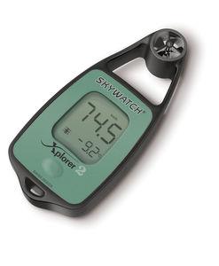 anemometro portatile