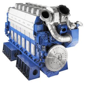 motore per nave semi veloce / diesel / turbo / Tier 2