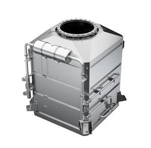 generatore di gas inerte per nave / per la riduzione degli SOx