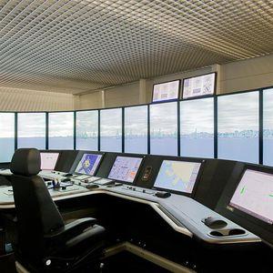 sistema d'allarme e di sicurezza per nave