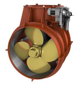 propulsore di prua / per nave / idraulico / a tunnel