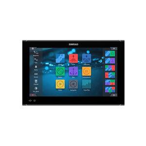schermo per barca / sistema di navigazione / per sonar / touch screen