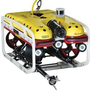 ROV subacqueo di intervento / di osservazione
