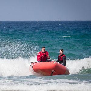 barca professionale barca di salvataggio / fuoribordo / gommone