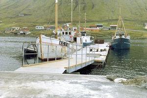 pontile di ormeggio / per marina / in calcestruzzo