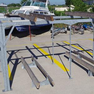 rastrelliera per barca / di stoccaggio a secco