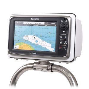 supporto per strumento di navigazione per barca a vela