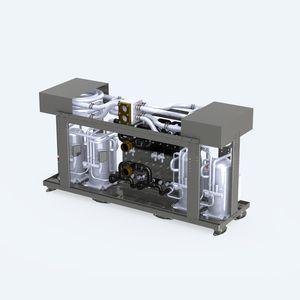 climatizzatore per barca / per yacht / monoblocco