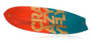 tavola da kitesurf skim board