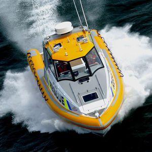 barca professionale barca di salvataggio