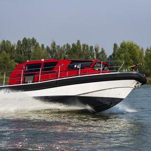 barca professionale barca da lavoro / barca di salvataggio / barca di trasporto truppe / barca per trasporto equipaggio