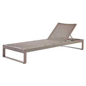 sedia a sdraio per yacht / regolabile
