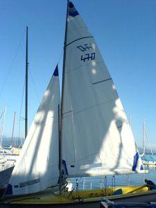 fiocco / per deriva / 470