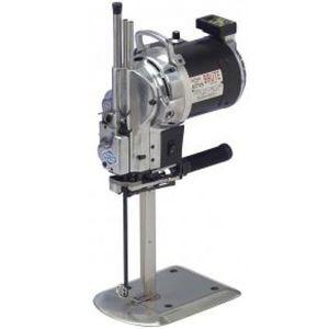macchina da taglio a lama rettilinea / elettrica / tessuto / per cantiere navale