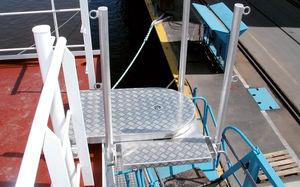 piattaforma per nave
