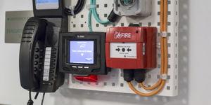 sistema allarme per nave / antincendio