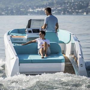 barca open tender per super-yacht