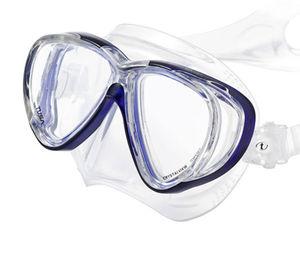 maschera di immersione 4 vetri
