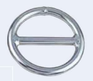 anello per barca a vela / a forma di D