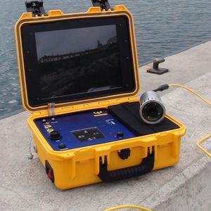 telecamera per yacht / ad uso professionale / subacquea / a colori