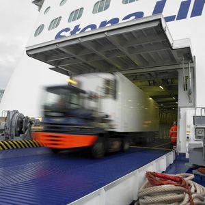 porta per nave Ro-Ro