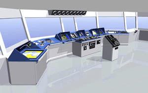 Integrated Bridge System per nave
