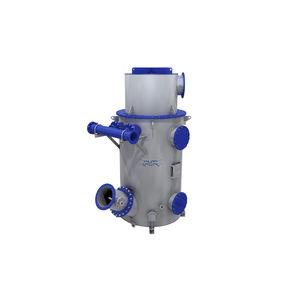 generatore di gas inerte per nave / con sistema di gas di combustione