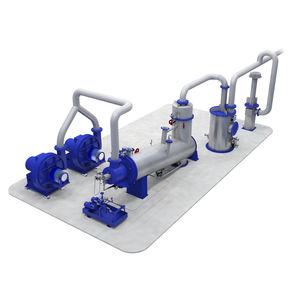 generatore di gas inerte per nave