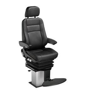 sedile pilota / per nave / con braccioli / regolabile