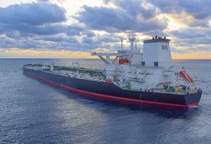 nave cargo petroliera / VLCC / ULCC