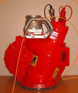 sistema di recupero di idrocarburi (pompa di trasferimento) per nave