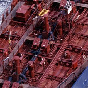 rivestimento per barca professionale / per nave / bicomponente / epossi-fenolico