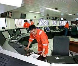 sistema d'allarme e di sicurezza per nave / per yacht