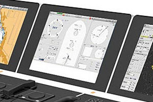 schermo per yacht / per nave / PC