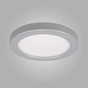 spot da interno / LED / da soffitto / finitura cromata