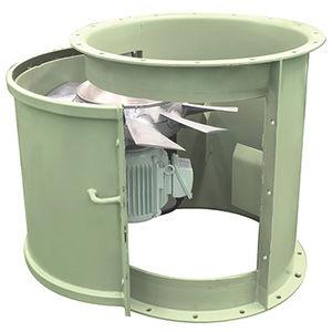 ventilatore per nave / per sala macchine / assiale