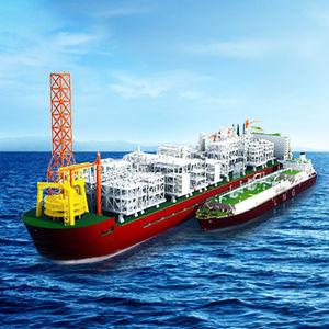 nave di supporto offshore FPSO