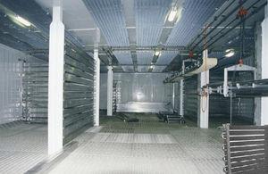 scambiatore di calore a fasci tubieri / per nave / per sistema di refrigerazione