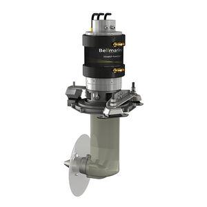 sistema di propulsione per barca / per barca professionale / con motore elettrico / con generatori di corrente a elica
