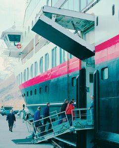 passerella per nave da crociera