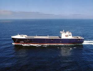 nave cargo Ro-Ro