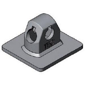 stacking cone a saldare / per ancoraggio di container