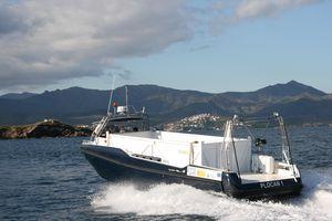 barca professionale nave oceanografica