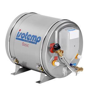 scaldabagno per barca / elettrico / con scambiatore di calore