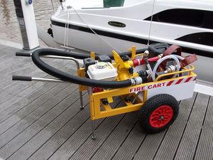 carrello antincendio