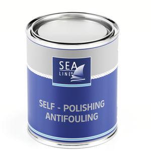 antivegetativa per barca / autopulente / per acciaio / per plastica